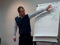 Сергей Ивлев бизнес тренер нлп тренинги манипуляции